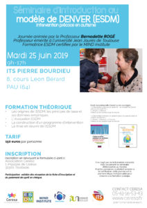 Information et inscription - ESDM Pau